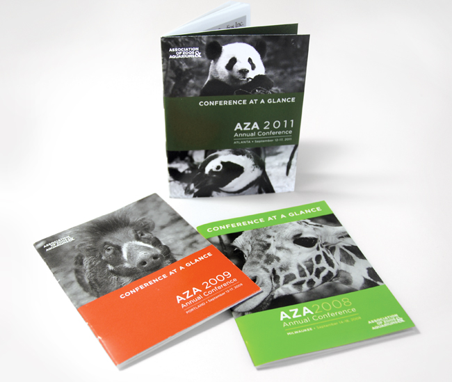 Comella Design Group | AZA Annual Conference At a Glance