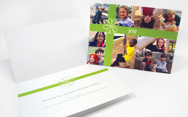 Comella Design Group | Beauvoir Holiday Card