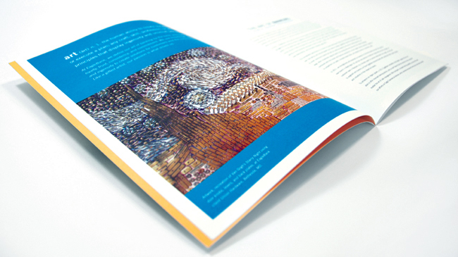 Comella Design Group | Eagle Bancorp, Inc. Annual Report 2011 Interior