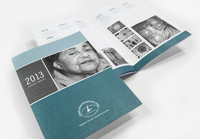 Comella Design Group | Lisner-Louise-Dickson-Hurt Home Annual Report