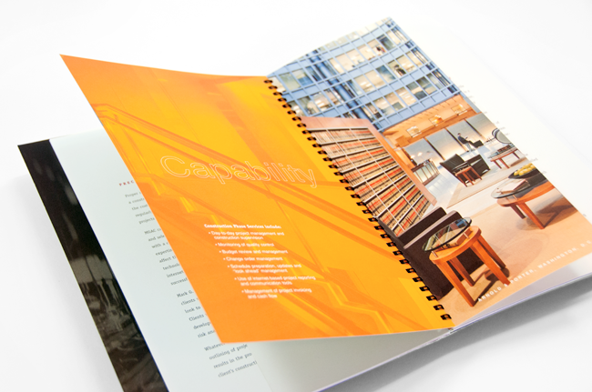 Comella Design Group | Mark G Anderson Consultants Brochure